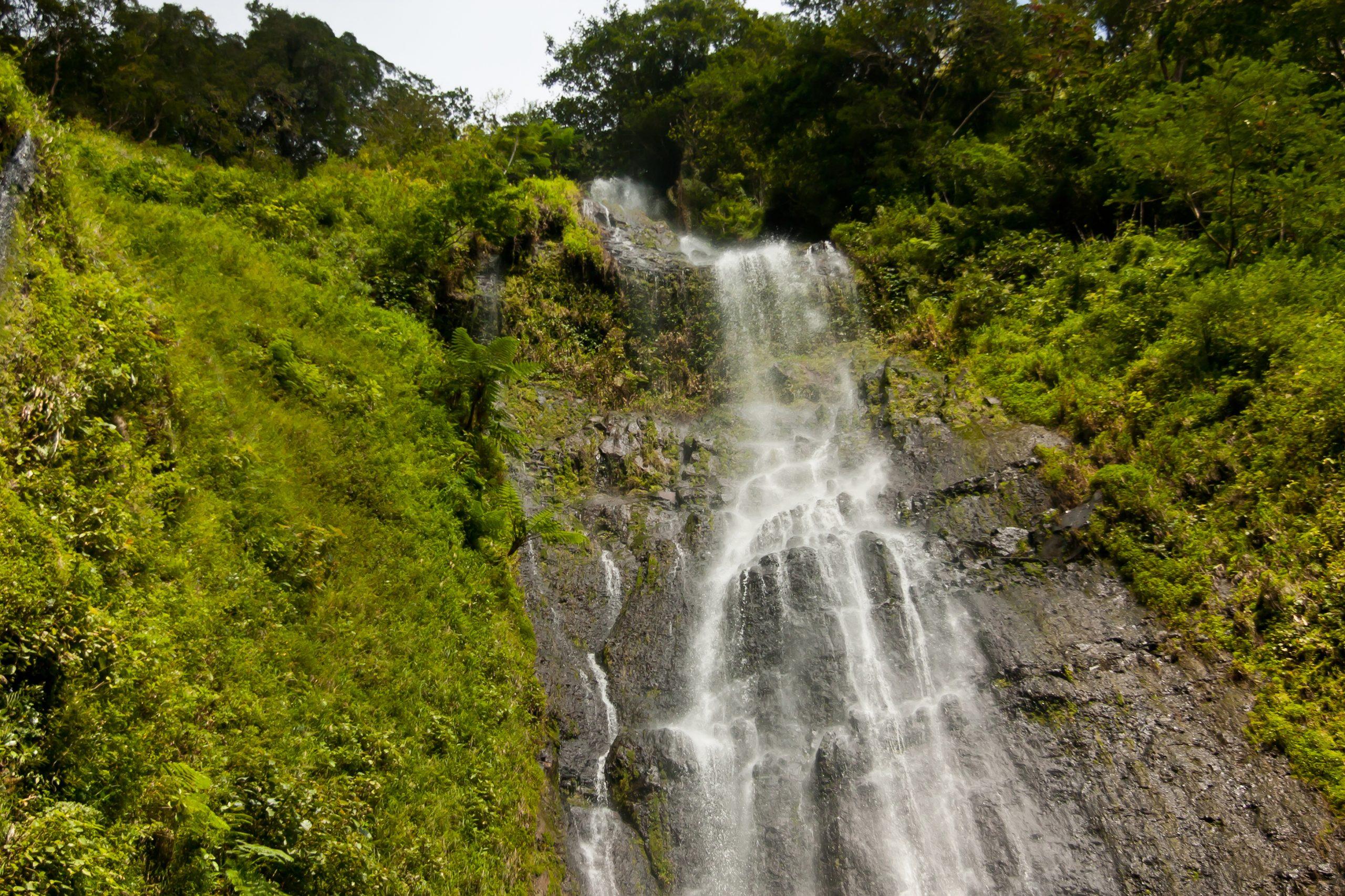 San Ramón Waterfall