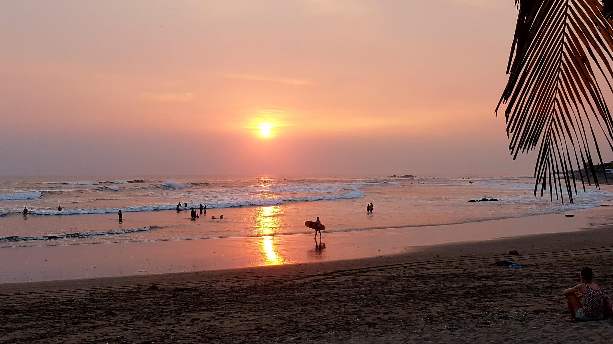 Pacific Coast Nicaragua