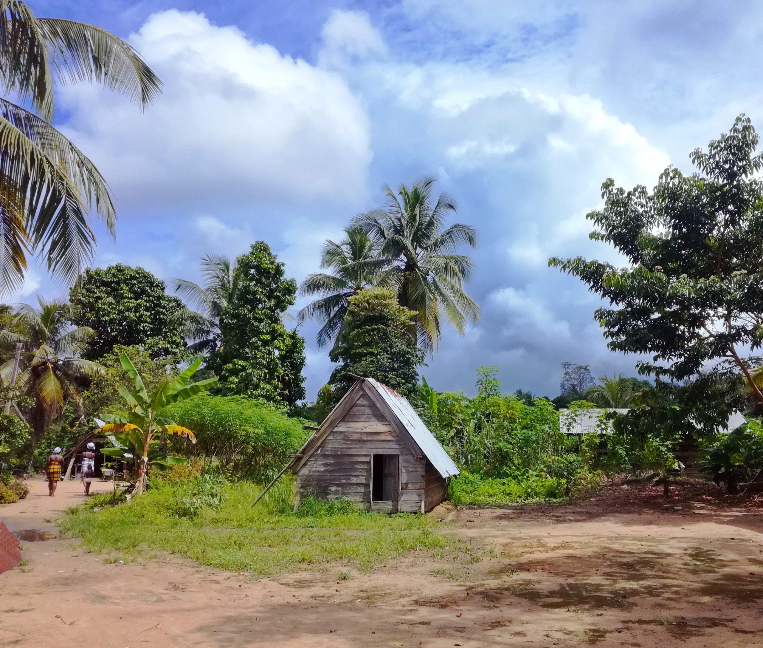 Maroons Village