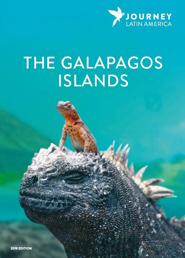 Galapagos 2019 brochure
