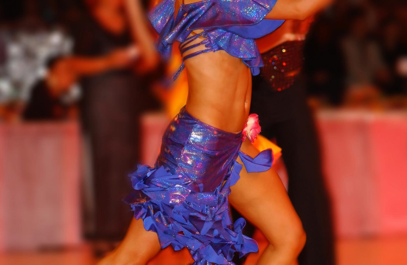 CUB14Cuba Salsa DancingFreeiStock000001057713
