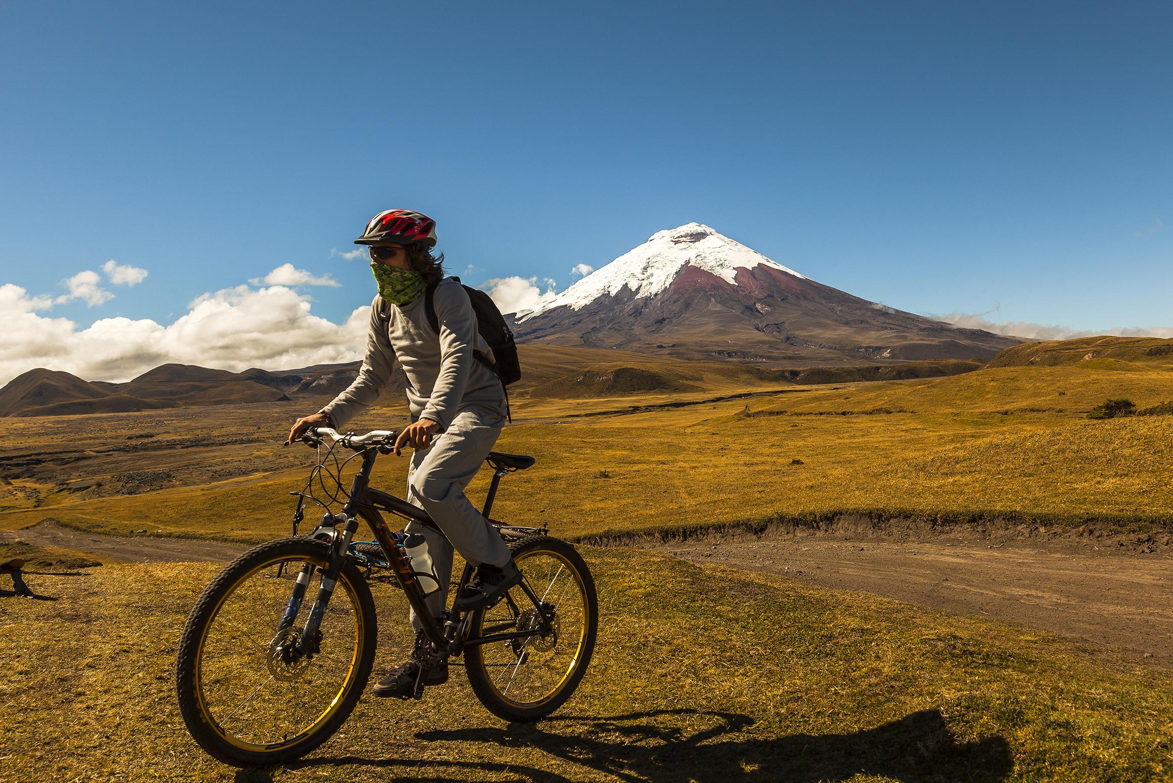 Mountain bike Cotopaxi