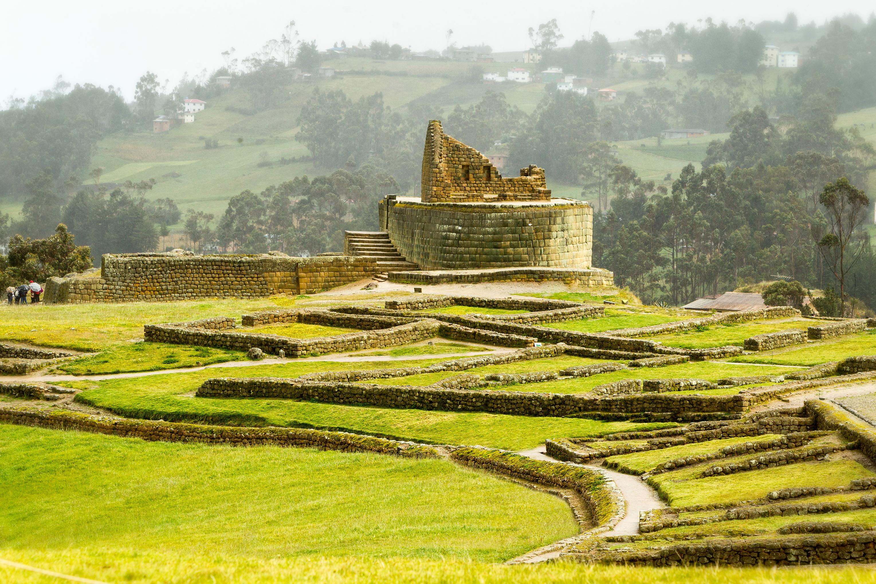 Ingapirca Inca Ruin